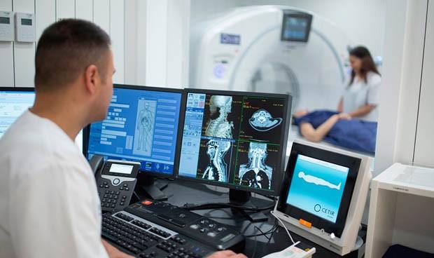 El primer centro híbrido de diagnóstico por imagen de España, en Barcelona