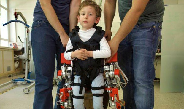 El primer exoesqueleto infantil aterrizará en España en un año