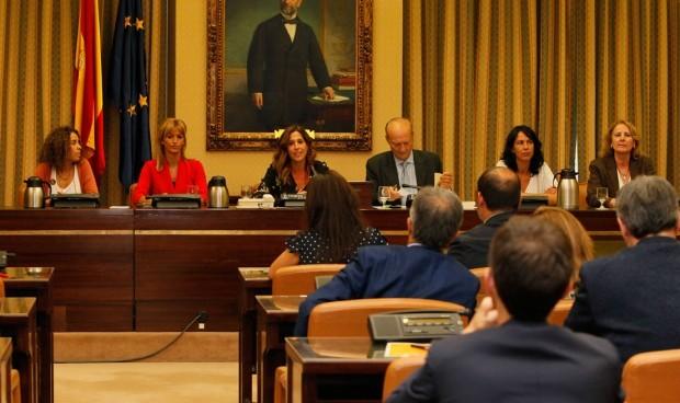 El primer 'punto del día' en las nuevas comisiones de Sanidad