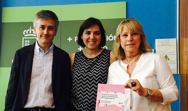 El programa de asistencia al infarto cubre toda la Región de Murcia