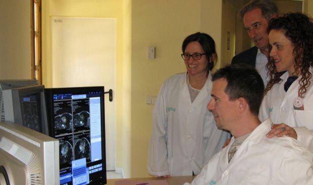 El Provincial y el Royo implantan el uso de la resonancia magnética