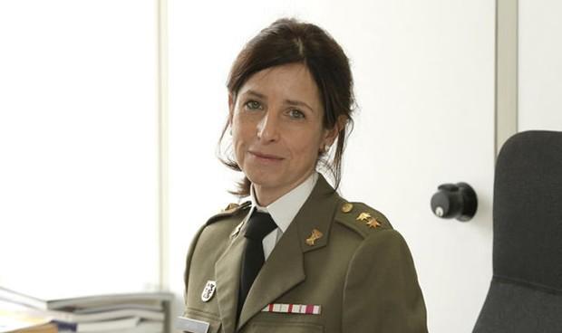 El proyecto sanitario de la primera mujer general del Ejército español