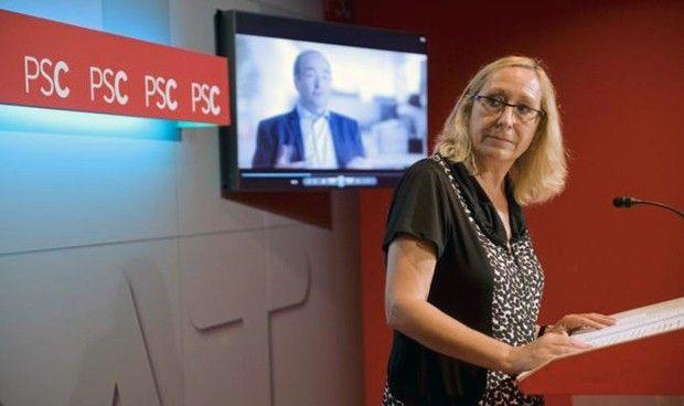 El PSC no cambia su voz sanitaria