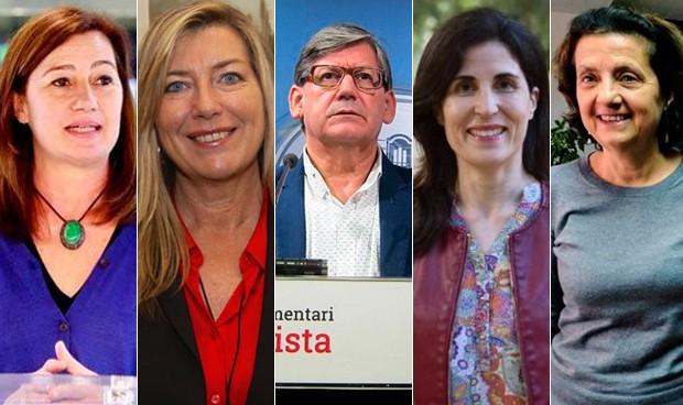 El PSOE concentra 3 de los 5 parlamentarios sanitarios en Baleares