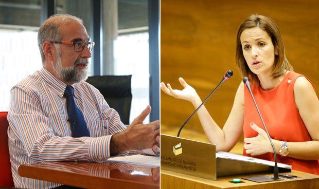 El PSOE denuncia el abandono sanitario de 100.000 navarros