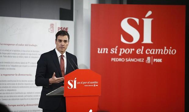 El PSOE desarrolla sus '3 principios sanitarios del sí'