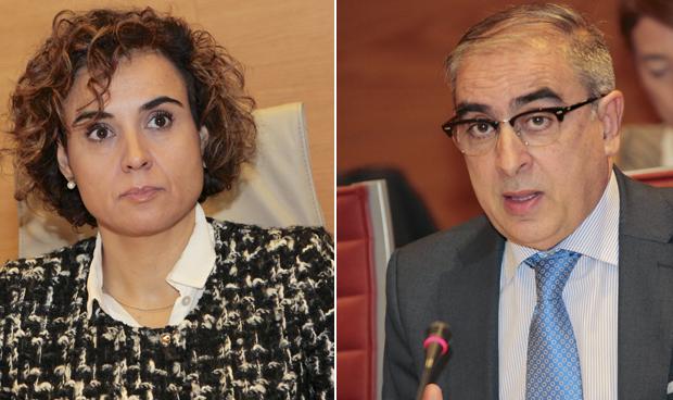 El PSOE no se conforma con las explicaciones de Montserrat sobre el copago