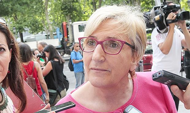 El PSOE prevé mantener a la consejera al frente de la sanidad valenciana
