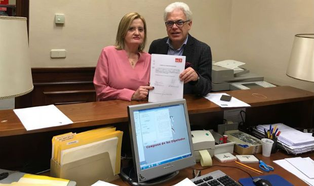 El PSOE propone 16 medidas para mejorar la asistencia sanitaria en Melilla