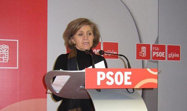 El PSOE subraya con Carcedo una sanidad más a la izquierda