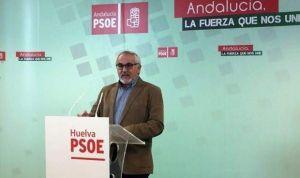 """El PSOE valora """"el gran esfuerzo"""" sanitario de la Junta en Huelva"""