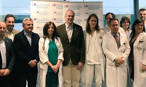 El Puerta de Hierro reduce un 50% los ingresos de pacientes de residencias