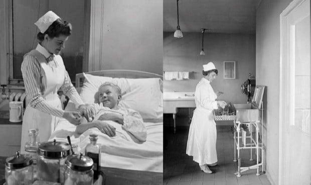 """""""El que crea que el uniforme de enfermera es sexy no ha pisado un hospital"""""""