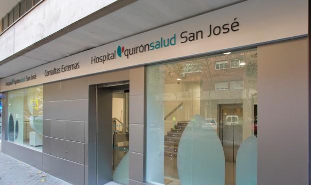 El Quirónsalud San José crece con un nuevo edificio de Consultas Externas