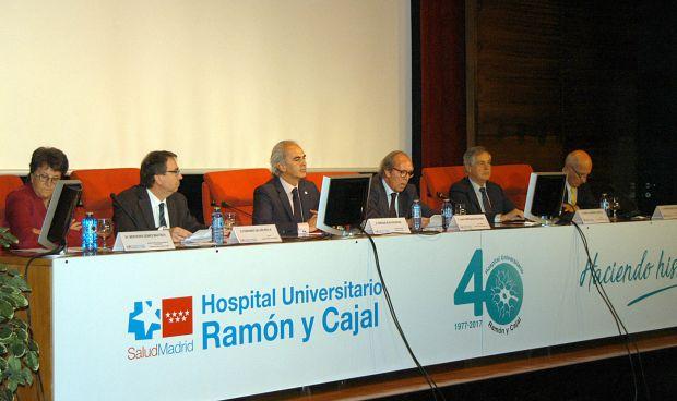 El Ramón y Cajal celebra sus 40 años de historia como centro pionero