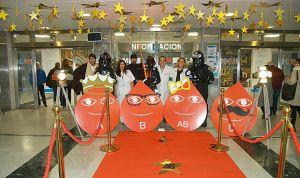 El Ramón y Cajal supera su récord con 479 donantes en el último Maratón