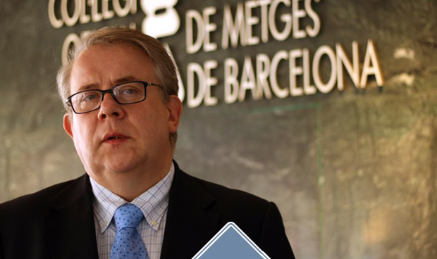 El 'recadito' de Padrós al tuit de despedida de Rodríguez Sendín