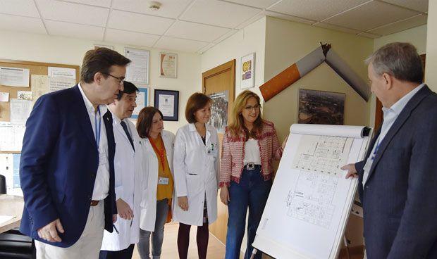 El Reina Sofía tendrá un nuevo Hospital de Día de Oncología