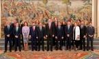 El Rey Felipe VI reconoce la labor del Grupo Cofares en su 75 aniversario