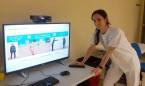El Rosell rehabilita el ictus con un programa de realidad virtual