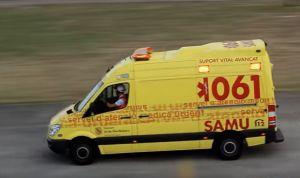 El SAMU desconvoca la huelga de ambulancias tras llegar a un acuerdo