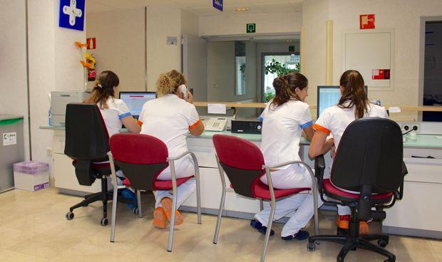 El sanitario es el segundo sector público con más accidentes de trabajo