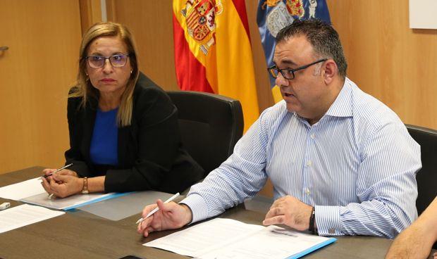 El SCS anuncia a los sindicatos una OPE de 613 plazas
