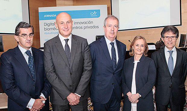 Sin financiación no se puede digitalizar la sanidad española
