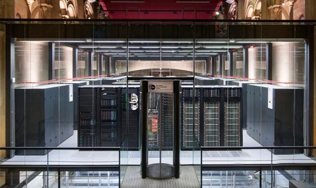 El segundo ordenador más potente del mundo aterriza en los hospitales