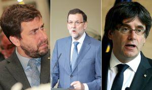 El Senado aprueba intervenir la sanidad catalana y ordena el cese de Comín