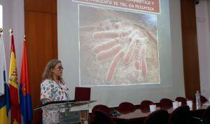 Separ acredita la Unidad de Tuberculosis del Hospital José Molina Orosa