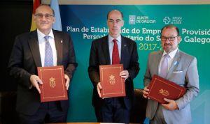 El Sergas pacta con las universidades para investigar mejoras asistenciales