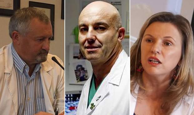 El Sergas también renueva las gerencias de Santiago, Ourense y Pontevedra