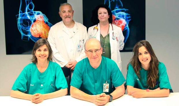 El Servet, líder en tratamiento de la miocardiopatía hipertrófica en niños