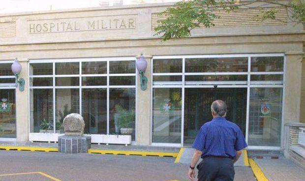 El Servet traslada 35 camas de Medicina Interna al Hospital Militar