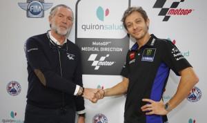 El Servicio Médico de Quirónsalud realizó 124 asistencias en MotoGP