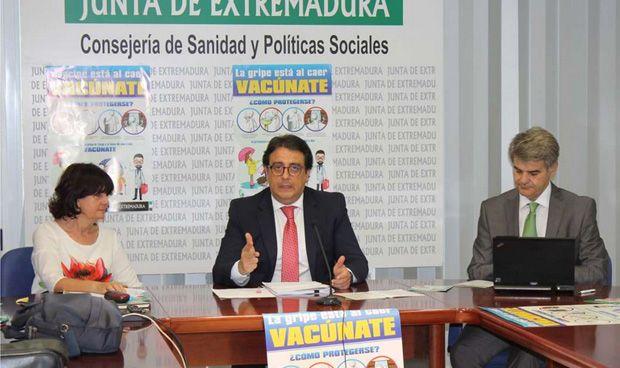 El SES adquiere 219.500 dosis para la campaña de la gripe