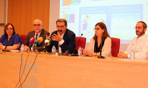 El Sescam anuncia la cita 'on line' para consultas con el especialista