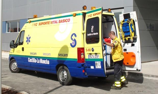 El Sescam prorroga los contratos del transporte sanitario por 10 millones