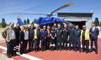 El Sescam incorpora 4 helicópteros a su flota de transporte sanitario aéreo