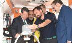 El Sescam moderniza la flota del transporte sanitario de Toledo