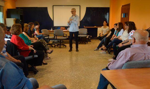 El Sescam pone en marcha un aula de salud para pacientes con EPOC