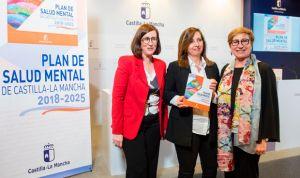 El Sescam presenta su nuevo Plan de Salud Mental para 2018-2025