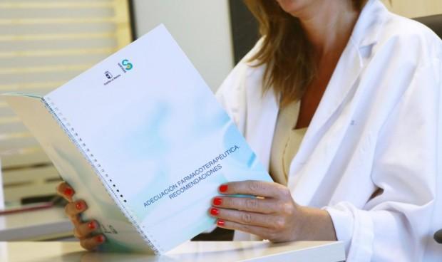 El Sescam publica una guía de uso racional de medicamentos para Primaria