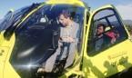 El Sistema de Emergencias Médicas catalán renueva su flota de helicópteros
