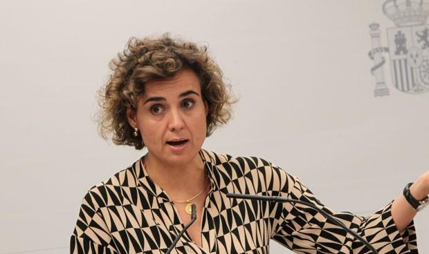 El sueldo de Montserrat: 6.098 euros de ministra y 7.635 como diputada