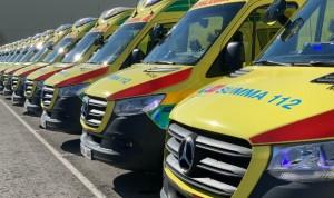 El Summa 112 renueva sus ambulancias UVI equipadas de la última tecnología
