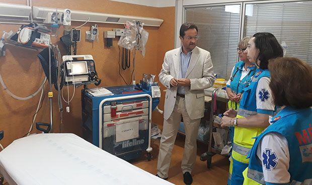 El Summa 112 soluciona el 91% de las Urgencias sin derivar al hospital
