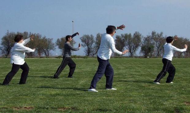 El tai chi es mejor que el ejercicio aeróbico para el dolor crónico