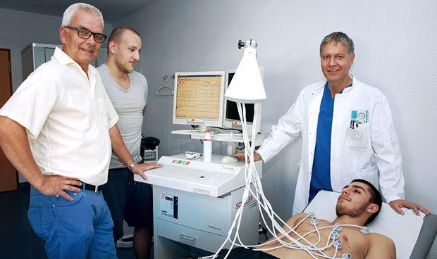 El tiempo de reacci�n, clave para tratar los ataques cardiacos m�s severos